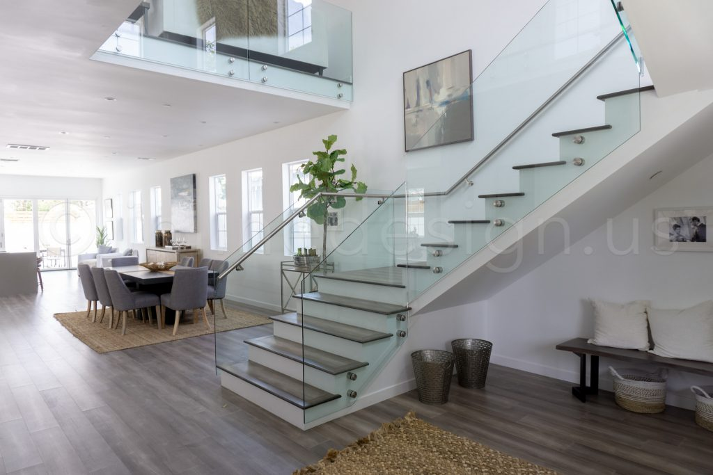 Stair Railing Ideas To Create A Focal