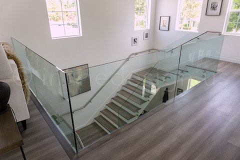 stairway modern house