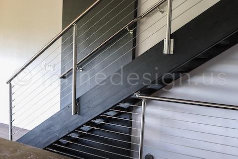 banister stair railing