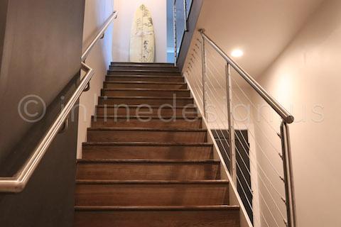 railing stair