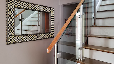 baluster stairs railing