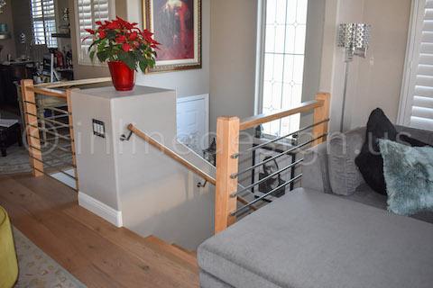 stair bar system