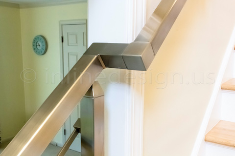 square handrail