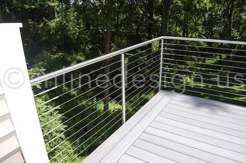 Deck Railing Beautiful
