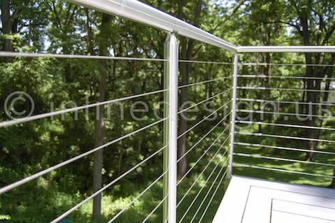 Deck Railing Cable