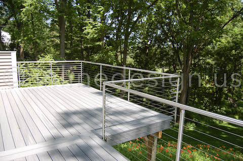 Patio Outdoor Cable Railing