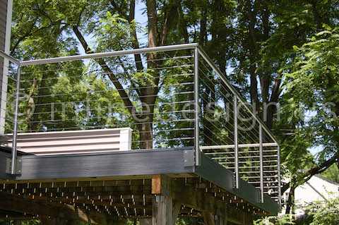 View Patio Railing Fascia Deck