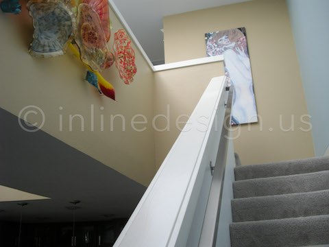wall handrail