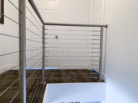 guardrail stair