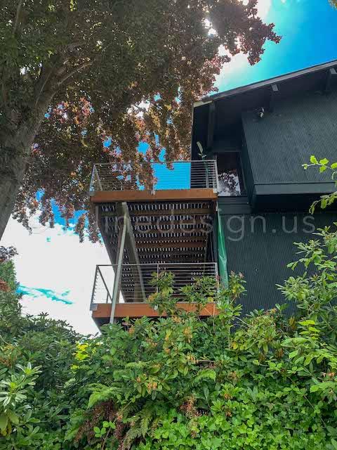 zoom out decks railing