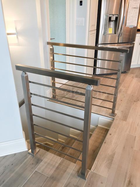 bar railing safety