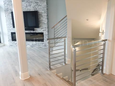 bar railing stairs
