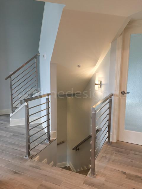 bar railing stairway