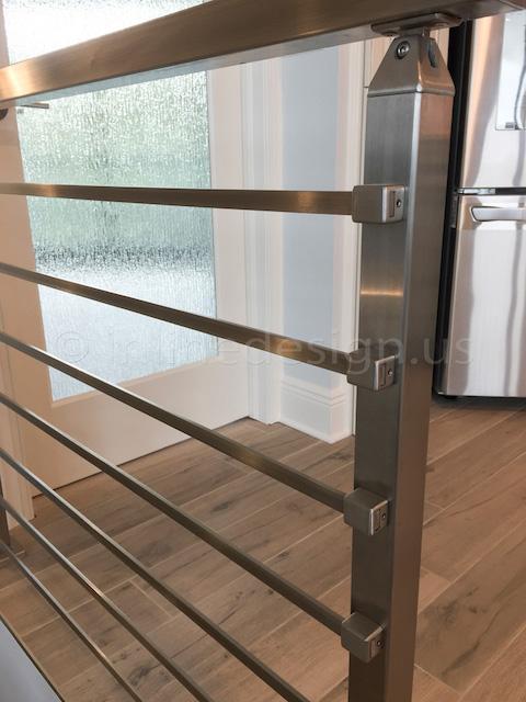 bar rectangular railing