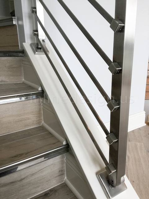 stainless steel bar system