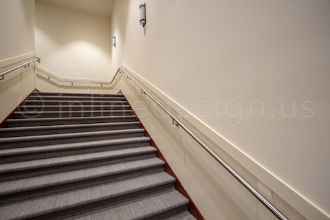handrail wall brackets