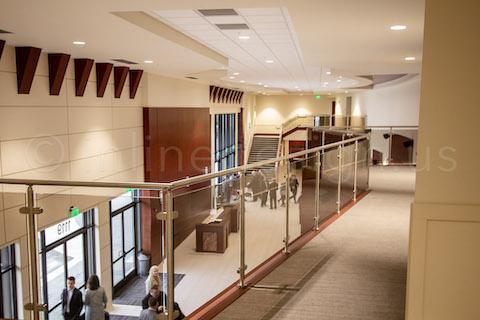 overall view mezzanine