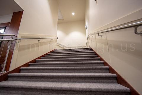 stairs hnadrail