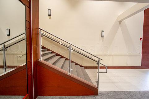 stairs zoom railing