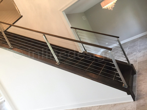 guardrail stairs