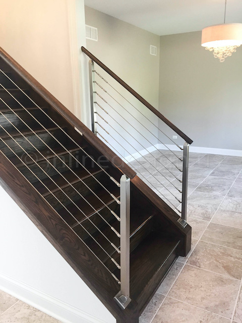 house entry stairs