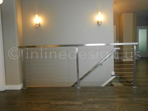 railing guardrail