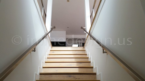 stainless steel railing cable handrail