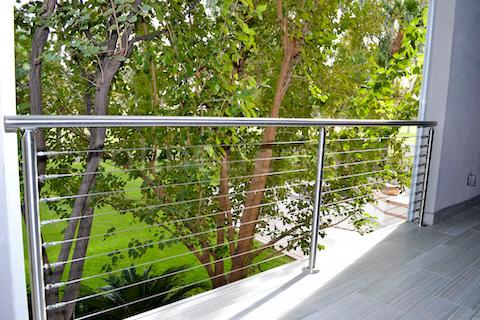 cable railing bracket