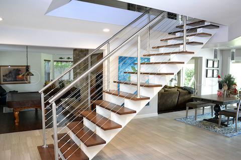 cable railing handrail bracket