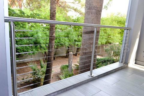 cable railing handrail