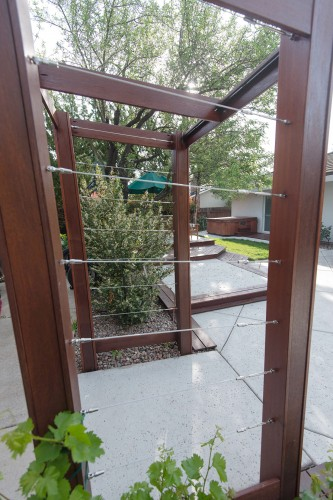 stainless steel cable tensioner patio