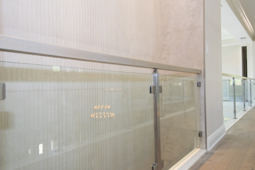 stainless steel railing glass bracket