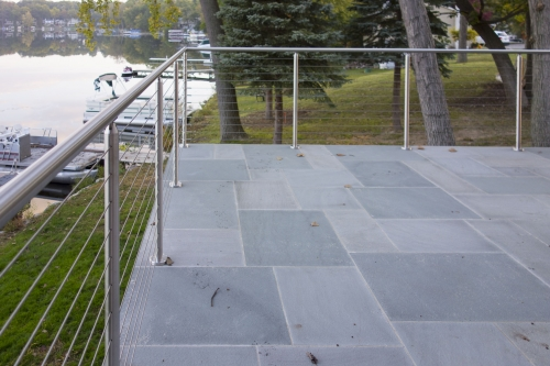 stainless steel cable railing boat