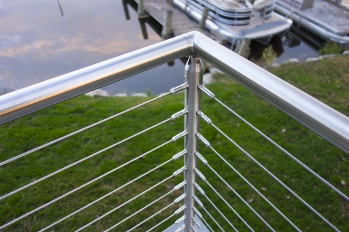 stainless steel cable railing tensioners