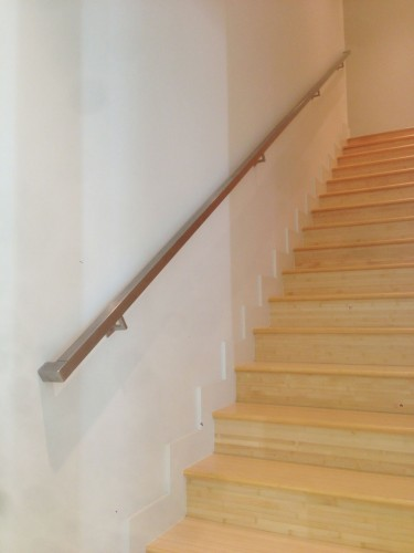 stainless steel wall handrail bracket