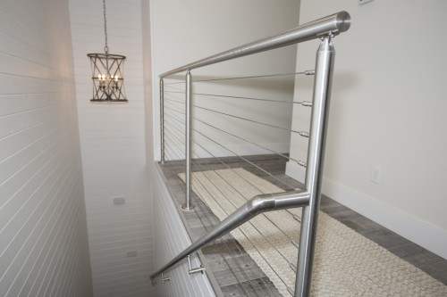 stainless steel cable railing adapter