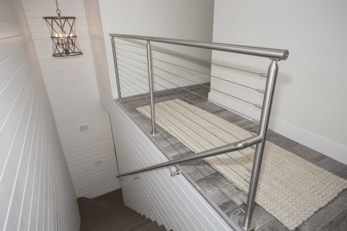 stainless steel cable railing handrail
