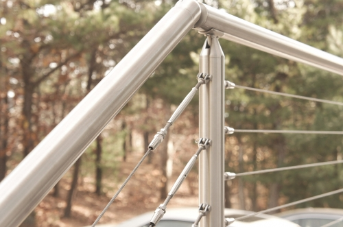 stainless steel cable railing MA