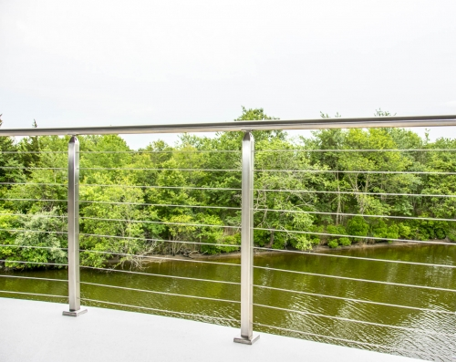 stainless steel cable railing lanoka