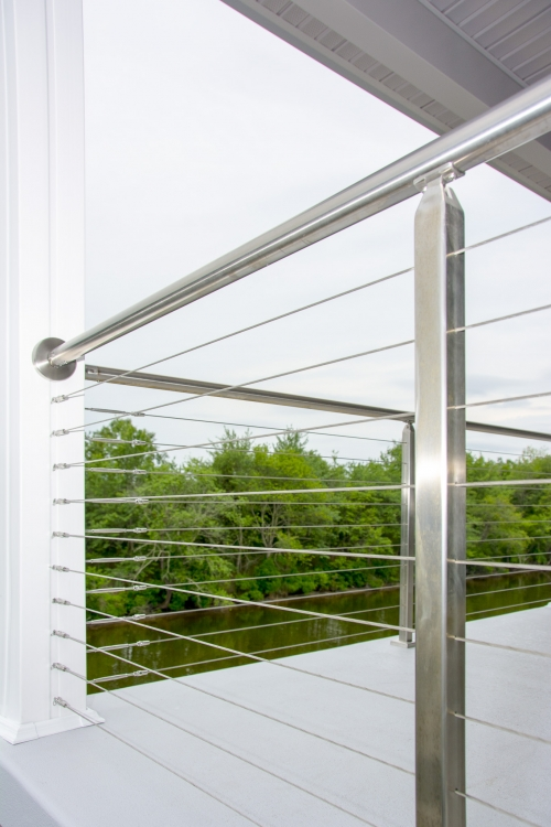stainless steel cable railing line