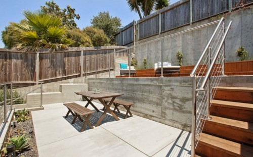 stainless steel cable railing round san francisco ca