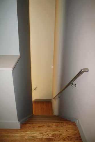 stainless steel handrail wall backet grabrail stairs