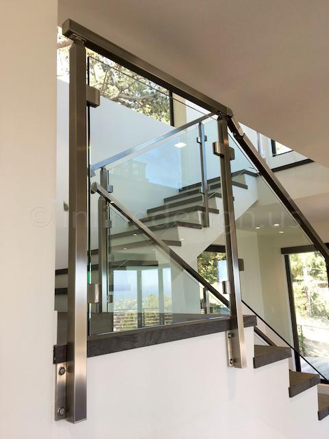 fascia post railing