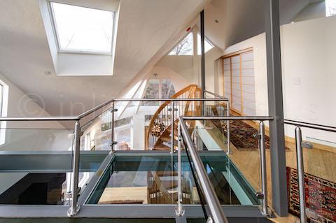 architecture railing