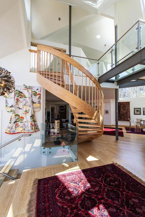 carpet stair