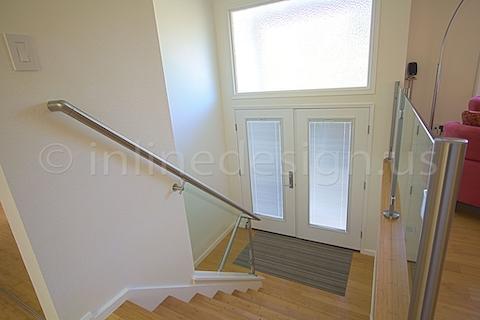 railing handrail stairs guardrail