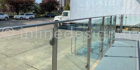 arcadia amazing railing stainless