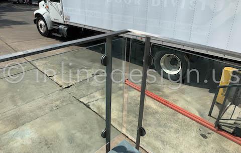 corner posts welding toprail