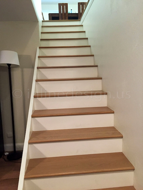 before picture stairs