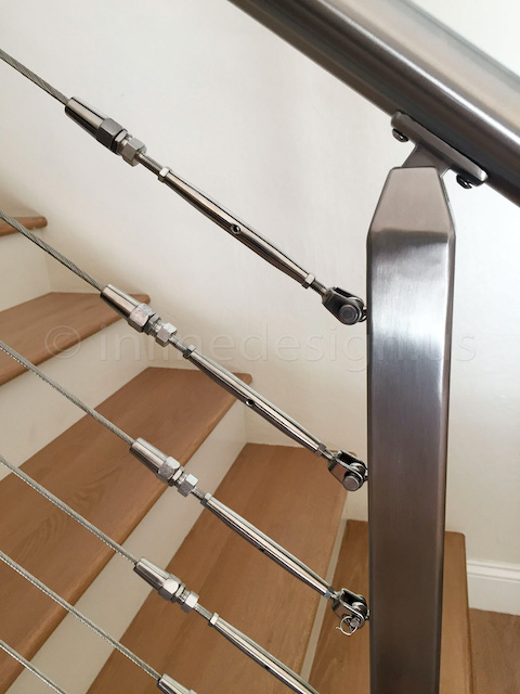 cable railing side